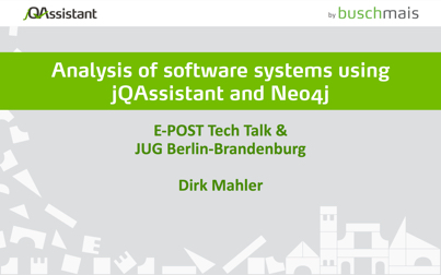 analysis-of-software-systems-using-jqassistant-and-neo4j